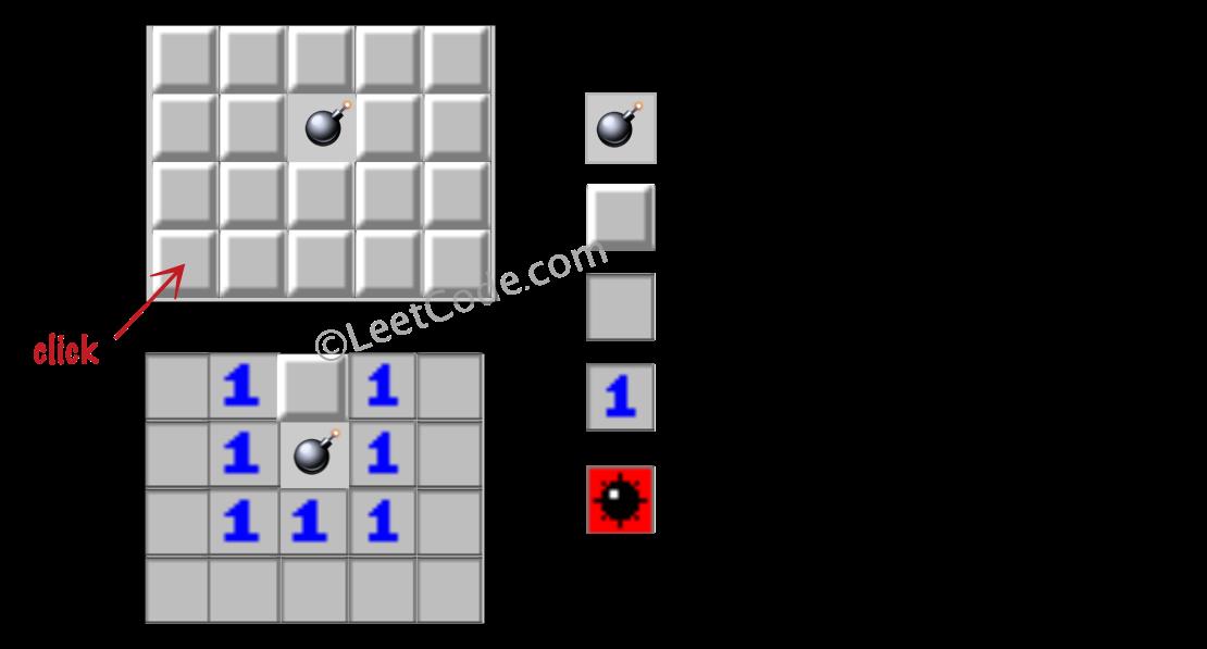 Minesweeper - LeetCode