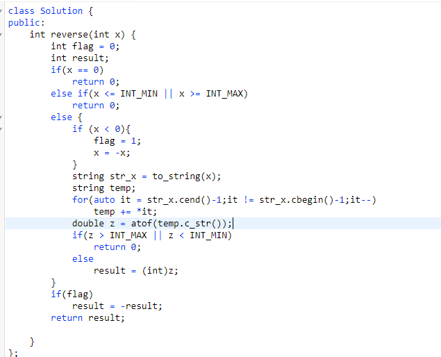 A c++ solution using string - LeetCode Discuss