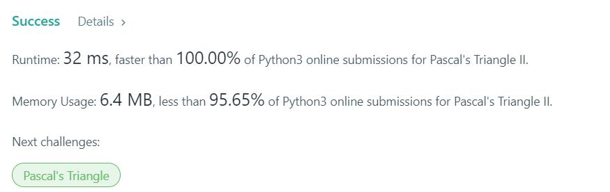 Super Efficient Method (Python 3) - LeetCode Discuss